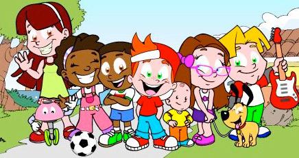 vegetais Top 3 desenho infantil cristão