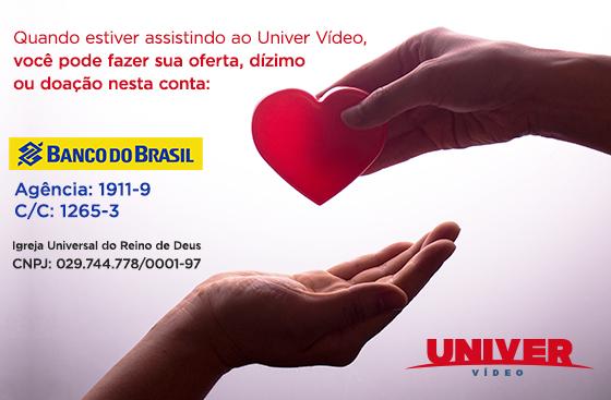 560x367-Univer-Doação-Newsletter Você sabia que também pode fazer suas ofertas e doações durante as transmissões do Univer Vídeo?