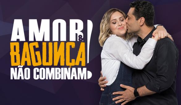 """Para assistir neste 15º Dia do Jejum de Daniel: """"Amor e Bagunça Não Combinam"""""""