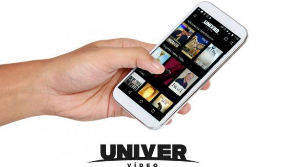Dica do Univer Vídeo: Mantenha seu aplicativo atualizado e desfrute de todo o nosso conteúdo