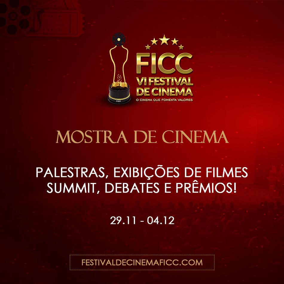 Univer Vídeo participa do VI Festival Internacional de Cinema Cristão