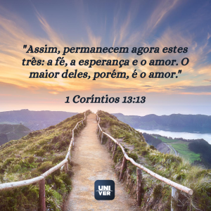 Versículos da Bíblia sobre amor 3