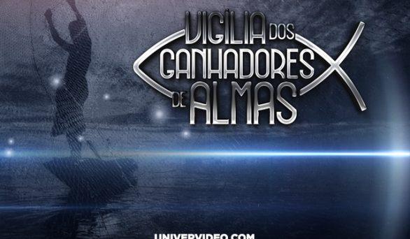 """Vigília """"Ganhadores de Almas"""" transmitida ao vivo pelo Univer Vídeo"""