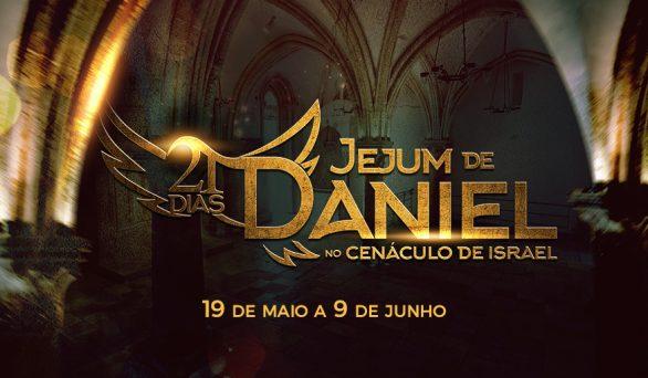 Vem aí… Jejum de Daniel