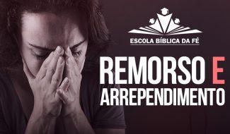 Remorso e arrependimento
