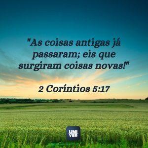 versículos sobre recomeço 1
