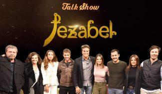Talk Show da macrossérie Jezabel