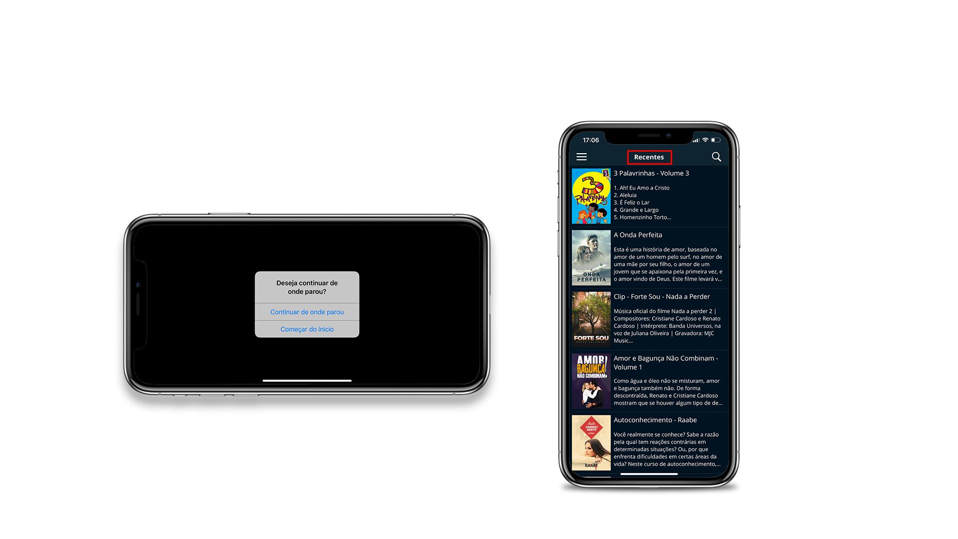 900x510 O que há de novo no App do Univer Vídeo?