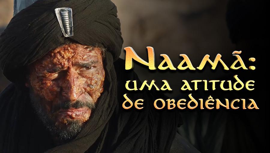 Conheça a história de Naamã no Univer Video