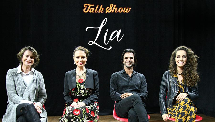Sugestões do dia: Talk Show Lia e Parábolas de Jesus