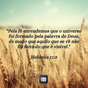 versículos sobre o poder da palavra Univer Vídeo