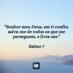 Salmos contra inveja e maldade 1
