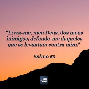 Salmos contra inveja e maldade 2