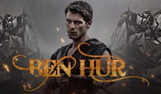 Filme Ben Hur, o novo lançamento do Univer Video!