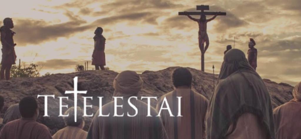 """""""Tetelestai"""" estreia dia 26 de fevereiro no Univer Vídeo!"""