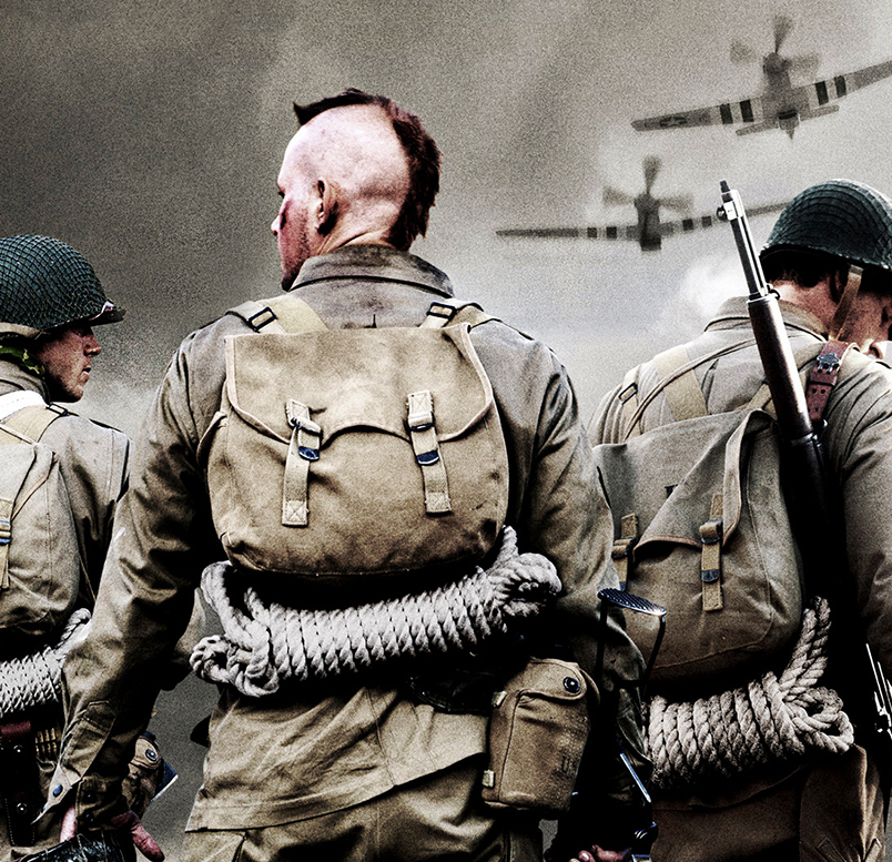 saints and soldiers airborne creed - univer vídeo
