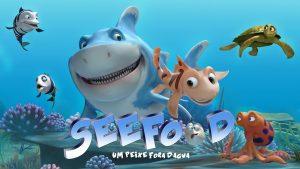 Um peixe fora d'água - pós Jejumd e Daniel - Univer Vídeo - Lançamentos