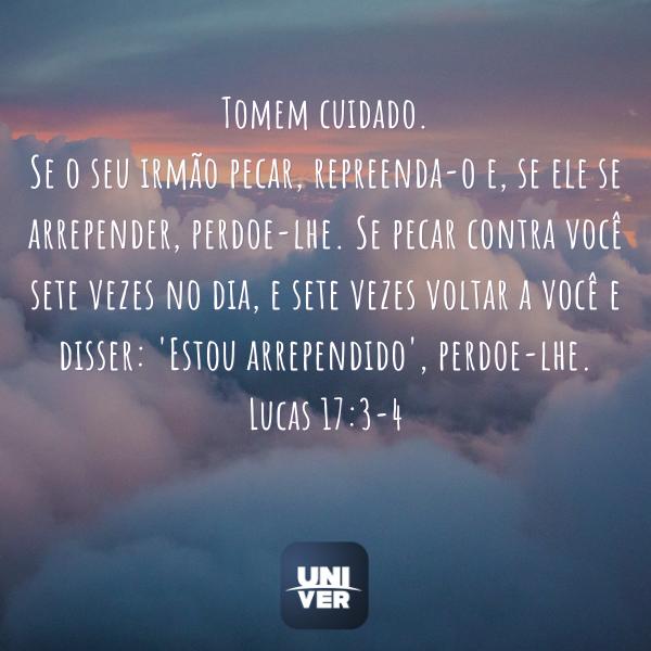 Lucas 17:3-4 - Univer Vìdeo