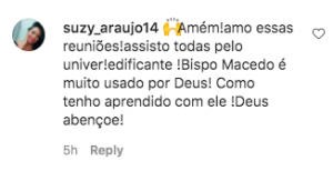 Bispo Macedo no Univer Vídeo
