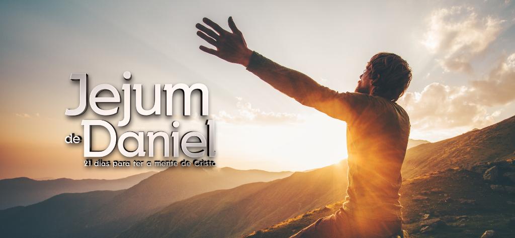 Você deseja receber o Espírito Santo neste Jejum de Daniel?