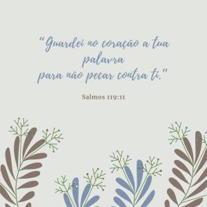 Salmos 119:11