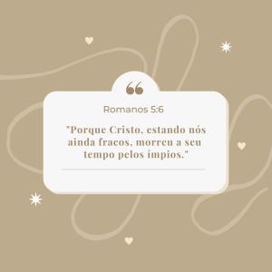Romanos 5:6