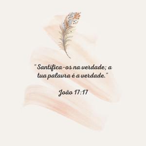 João 17:17