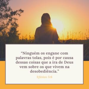 Efésios 5:6