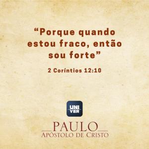 2 Coríntios 12:10