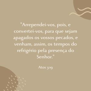 Atos 3:19