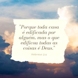 Hebreus 3:4